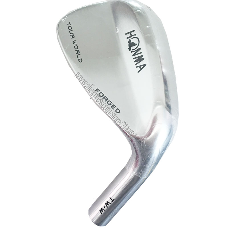 NEW Golf Head Honma TOUR WORLD TW-W Golf Wedge Head Optional 48.50..52.54.56.58.60 Degree Golf Clubs Head No Shaft Free Shipping