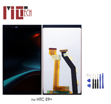 LCD Display For HTC One E9 Plus E9+ LCD Touch Screen Digitizer Full Assembly Replacement Parts Black No Frame 5.5'' high quality full lcd display touch screen digitizer assembly for htc hd2 t8585 replacement parts free shipping
