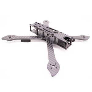 """Image 2 - Updated version Xhover Stingy V2 5"""" Frame Stingy True X 5"""" FPV Freestyle Quadcopter Frame Kit 5mm Arm For FPV Racing Drone"""