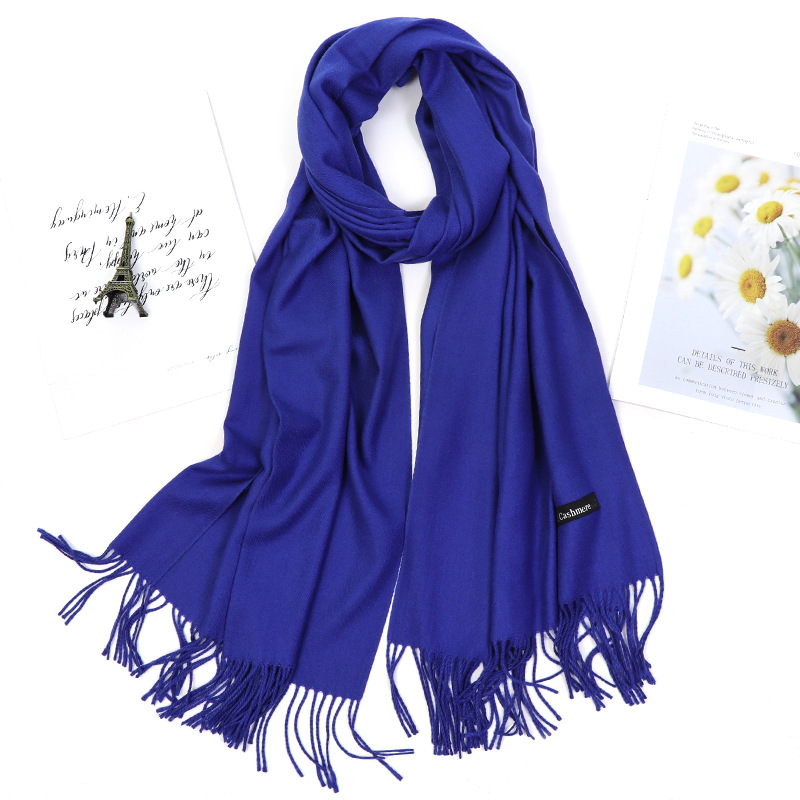 2020 summer women hijab scarf thin shawls and wraps lady solid female hijab stoles long cashmere pashmina foulard head scarves