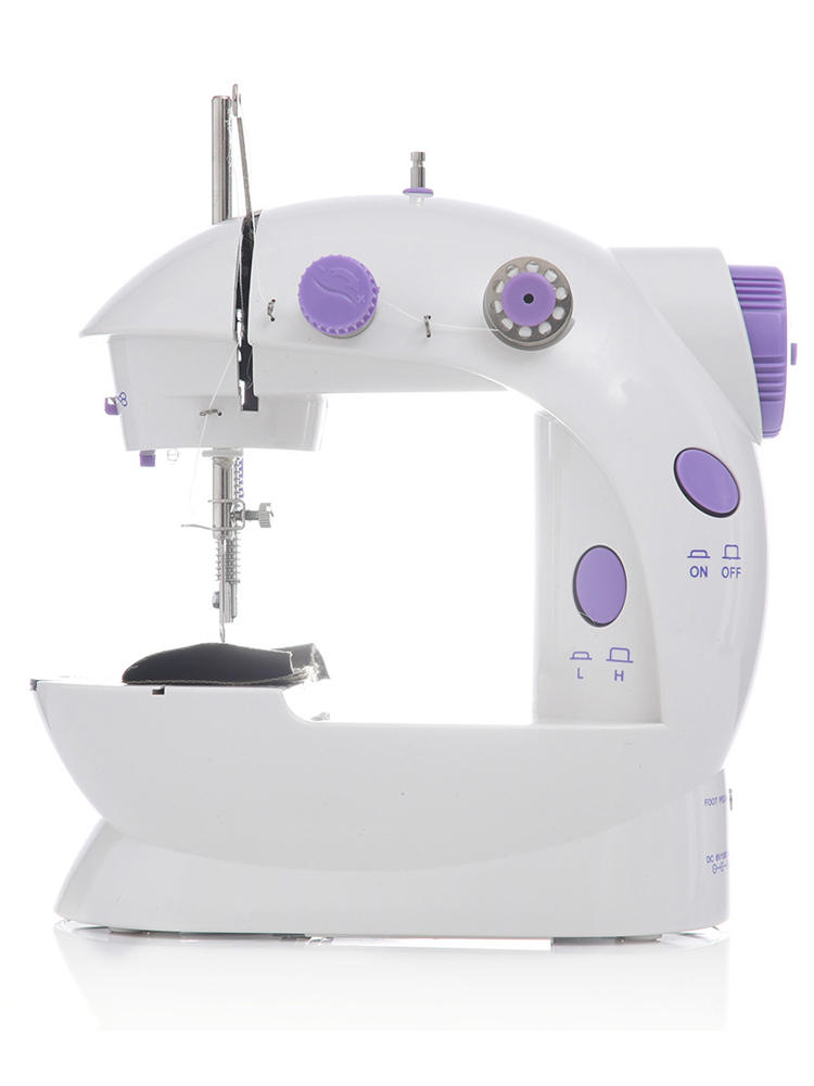Sewing-Machine Foot-Pedal Hand-Table Night-Light INNE Two-Thread-Kit Electric Household