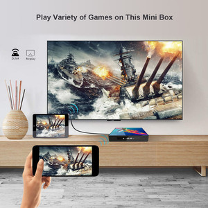 Image 5 - TV Box Android 9.0 A95X R3 Smart TV Box 4GB RAM Android TV Box 9.0 USB3.0 Dual Wifi Youtube 4K Media Player pk X96 mini TV Box