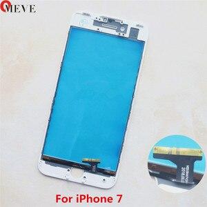 Image 5 - מגע Digitizer מסך + מסגרת עבור iPhone 6 6S 6P 5S 5C 5G 7G 7P בתוספת מסך מגע קדמי לוח מגע זכוכית עדשת טלפון אבזרים
