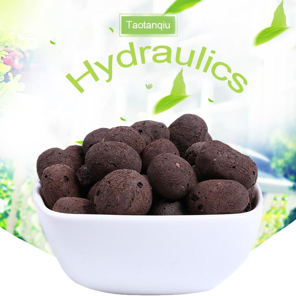Expanded Clay Grow Media Pottery Carbon Ball 100g Hydroponics Soilless Planting Garden Suppliers Nutrient Soil