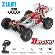 WLtoys 144001 959A 959B 2.4G Racing RC Car 70KM/H 4WD Electric High Speed Car Off-Road Drift Remote Control Toys for Children