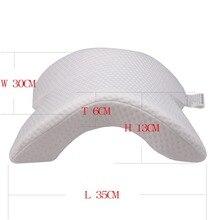 NewNew Anti-Hand paralysis Pillow Nap New Design Memory Foam Couple Sleep Slow Rebound Pressure