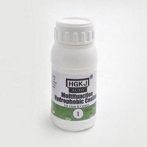 Image 2 - 20ml di Vetro Auto Nano Idrofobo Spruzzo Agente di Rivestimento Impermeabile + Spugna liquido Kit Per Auto di Vetro Nano Rivestimento Idrofobo acqua