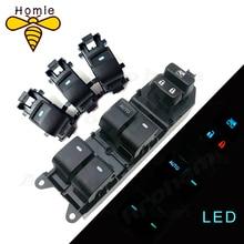 Освещенная светодиодная лампочка для Toyota RAV4 RAV 4 Camry Corolla Yaris Cruiser Vios, левая подсветка вождения