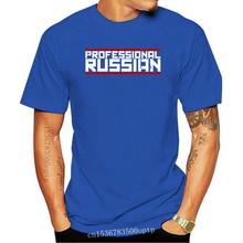 fashion hot sell FPS Russia - Professional Russian Men's T-Shirt O-Neck T Shirt Casual short tops tee