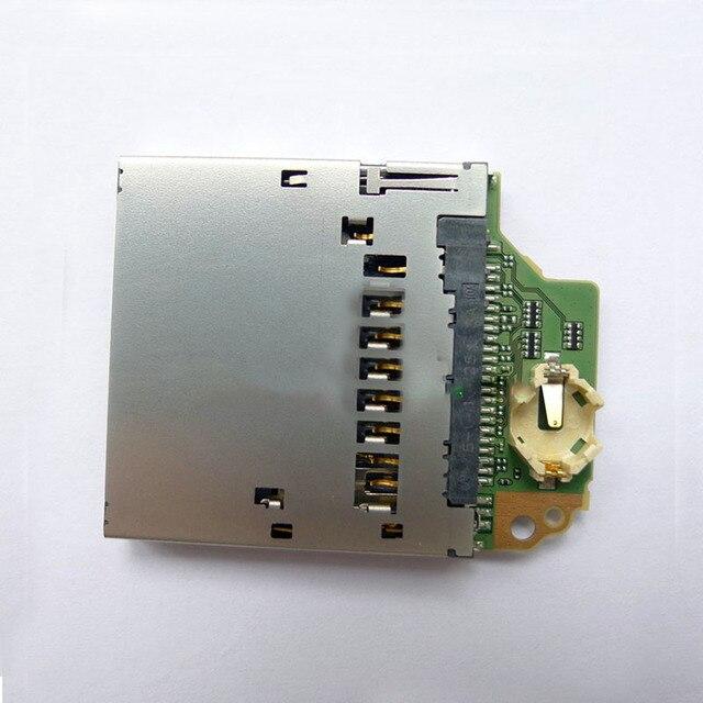 MS + SD メモリカードボード PCB ソニー ILCE 6500 A6500 カメラ