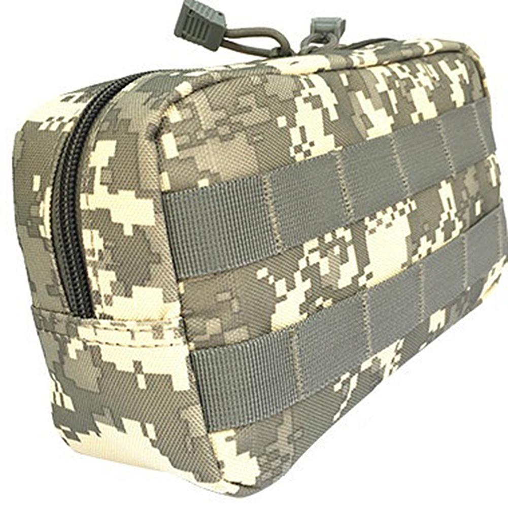 Rectangular Tactical Utility Bag New Nylon Waterproof Fashion Europe And The United States Outdoor Multi-bag Practical Pockets