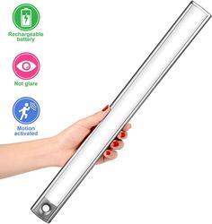 DCOO светодиодный светильник с датчиком движения для шкафа s беспроводной светильник для шкафа приклеивающийся в любом месте беспроводной Но...