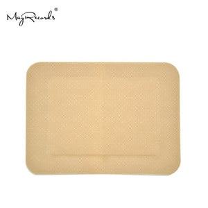 Image 5 - Gratis Verzending Waterdicht Ademend 30Pcs/3 Dozen 7.6cmX10.1cm Grote Band Aid Ehbo Bandages Voor Grote Wonden