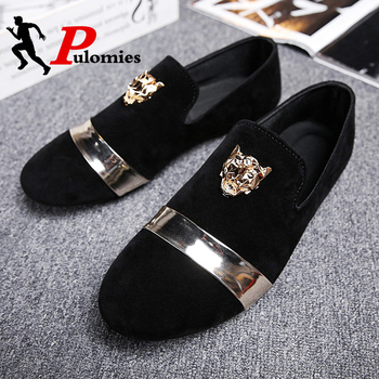 New Men Casual Shoes Suede Shoes Men Loafers Shoes Flats Men Driving Shoes Soft Moccasins Footwear Slip-On Walking Shoes Loafers loubuten loafers men slip on suede leather shoes mens loafers with bow knot luxury dress shoes fashion men s smoking flats