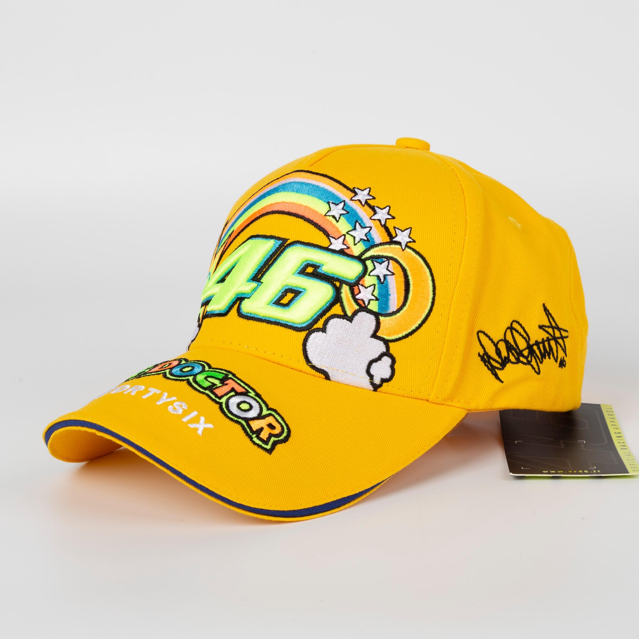 Gorra de béisbol con Velcro para hombre y mujer, sombrero de béisbol de alta calidad con Velcro para motocicleta, algodón lavado, para MOTO GP F1
