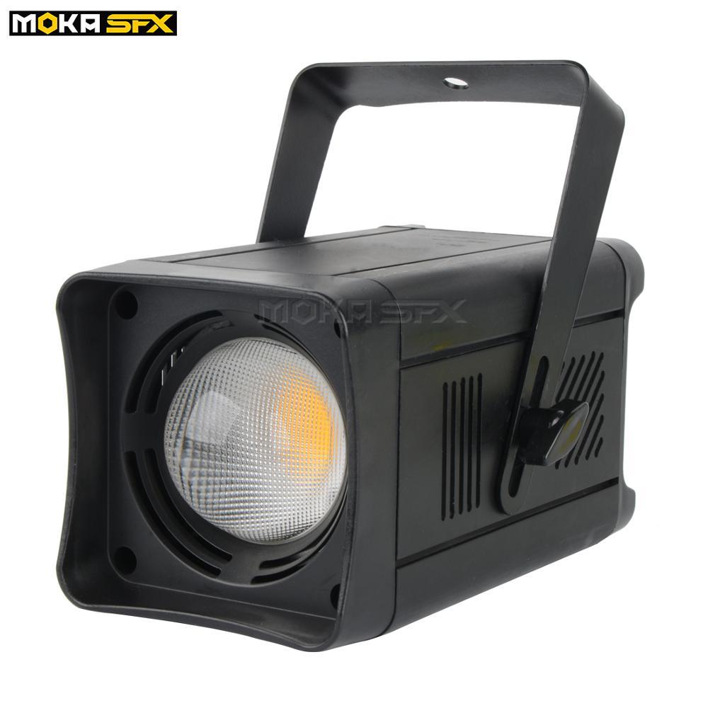 100W COB Par Light LED Warm White/Cold White/RGBW 4in1 Blinder Light Stage Effect For DJ Concert Wedding
