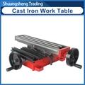 Чугунный Рабочий стол 390x92 мм SIEG X2 фрезерный станок аксессуары