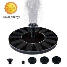 Солнечная энергия энергия вода фонтан насос солнечная энергия фонтейн птица фонтан вода плавучий фонтан пруд сад патио декор лужайка украшение новинка