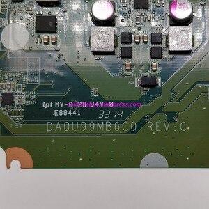 Image 5 - Orijinal 785442 501 DA0U99MB6C0 REV:C UMA w A8 6410 CPU dizüstü HP için anakart 15 F014WM 15 F100DX 15 F serisi dizüstü bilgisayar
