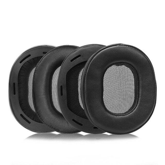 Koyun derisi yastıkları Sony MDR 1A, 1A DAC 1ABT kulaklıklar yedek kulaklık aksesuarları kulak yastık kulak bardak kulak koruyucu yastıkları
