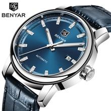 BENYAR Men's Watch Brand Watch Fashion Luxury Wristwatch Waterproof automatic Mechanical Watch Luminous Sport Casual Male Clock цена и фото