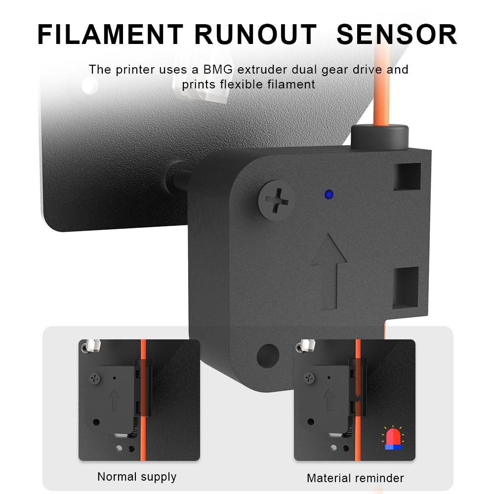 Flyingbear-Ghost-5 3D Printer DIY Kit With Full Metal Frame