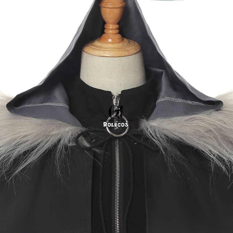 ROLECOS Fate Grauen Cosplay Kostüm Anime Herr El-Melloi II Fall Dateien Cosplay Kostüm Frauen Uniform Outfit Halloween Mantel anzug