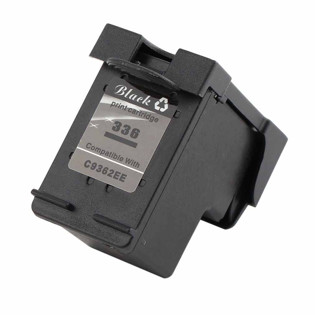 Non-OEM Ekonomis Black Ink Cartridge Black Ink Cartridge Tinta Halus Cartridge Cocok untuk HP336 Cocok untuk HP DESKJET 5440