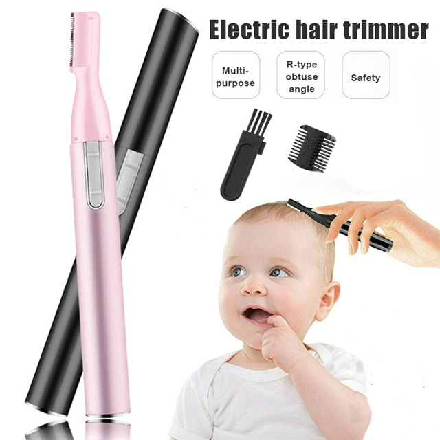 Baby Hair Electric Trimmer 3