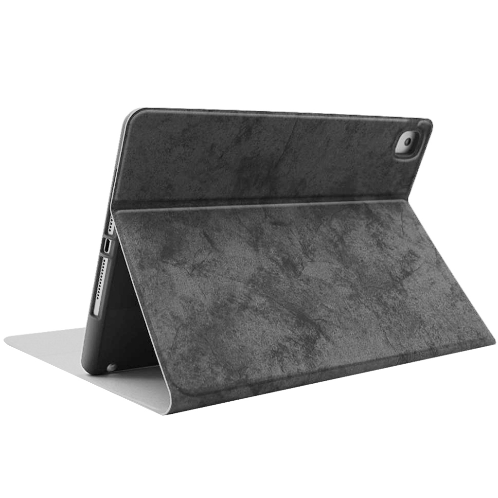 Ultra-Thin Bluetooth <font><b>Keyboard</b></font> Folio <font><b>Case</b></font> with Pencil Slot for <font><b>iPad</b></font> 9.7-inch (<font><b>iPad</b></font> <font><b>6</b></font>, 2018 / <font><b>iPad</b></font> 5, 2017) image