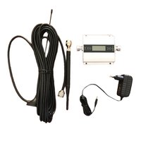 2G 900MHz 900 mhz GSM Mobile Phone Cell Phone signal Booster Repeater gain 60dbi LCD display for house office