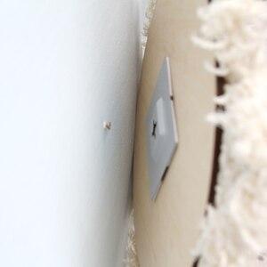 Image 5 - Makrome goblen duvar asılı dekoratif ayna Bohemia yaratıcı ev sanat duvar süslemeleri Boho dekor ev
