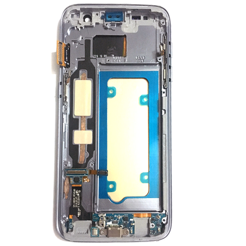 AMOLED LCD Screen for Samsung Galaxy S7 LCD Display Touch Screen Replacement for SAMSUNG Galaxy S7 G930 G930F G930FD SM-G930