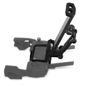 Image 3 - Remote Controller Tablet Holder bracket Phone Mount Front View Clip for DJI Mavic Air Spark Drone Mavic Pro for iPad mini