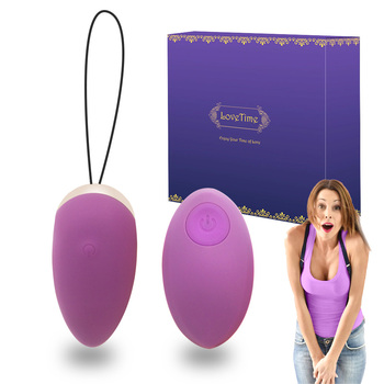 LoveTime Remote Control Vibrator Bullet G Spot Vibrating Egg Wireless Vibrators Ball Clit Stimulator Sex Toys For Women Erotic цена 2017