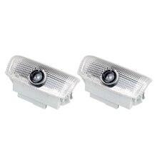 1-10Set Welcome Light For Infiniti Q50 Q70 Q60 QX50 QX70 QX80 FX G M EX Series Car Door Logo Projector Atmosphere Lamp