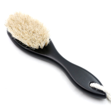 1 Pcs Horse Hair Retro Oil Barber Neck Sweep Brush Hairdresser Cleaning Salon Hairdressing Tool 3 Colors