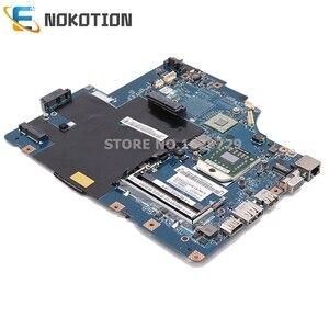 Image 2 - NOKOTION LA 5754P ana kurulu Lenovo G565 Z565 Laptop anakart soket S1 DDR3 ücretsiz cpu