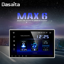 10.2 2 Din Car Radio GPS Android 9.0 DSP Universal Stereo Touch Screen Bluetooth MP3  Navigation System
