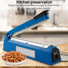 Sealing-Machine Manual-Sealer Kitchen-Tool Food-Heat Household Portable Electric Automatic