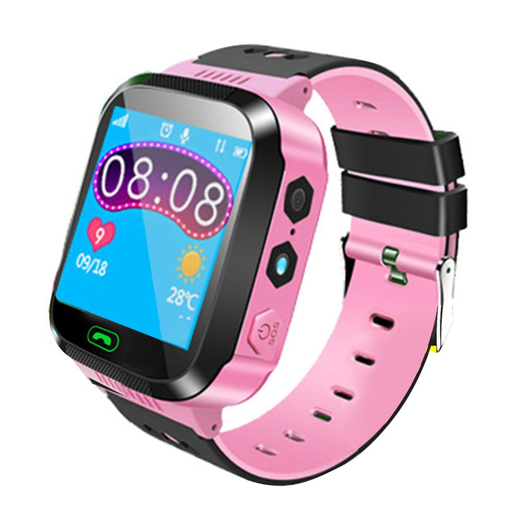A16 Waterproof Kids Smartwatch Waterproof Lbs Base Station Tracking Positioner S0S Sim Call Smartwatch With Camera