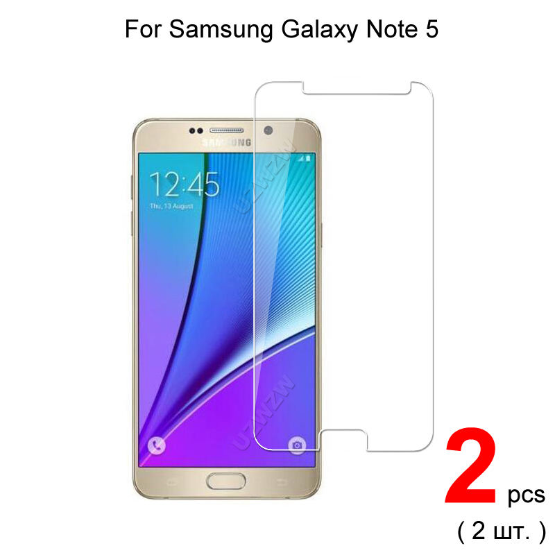Premium Tempered Glass For Samsung Galaxy Note 5 Protective Glass Screen Protector For Samsung Note 5 Glass