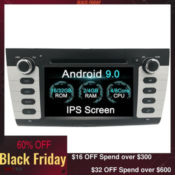 8 IPS Display Android 9.0 Car Stereo For Suzuki Swift 2004 2005 2006 2007 2008 2009 2010 Auto Radio FM GPS Navigation image