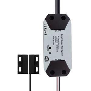 Image 1 - Smart Wifi Schakelaar Voor Alexa Google Thuis Slimme Leven/Tuya App Controle Garagedeuropener Smart Deurslot Controller
