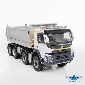1/14 Armageddon RC Hydraulic Dump Truck 8x8 2.0 Version