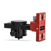 Suporte magnético forte para 12 linha vertical horizontal do nível do laser 3d 360 da linha de rotação do ajuste do laser para a relação 1/4 Níveis de laser     -