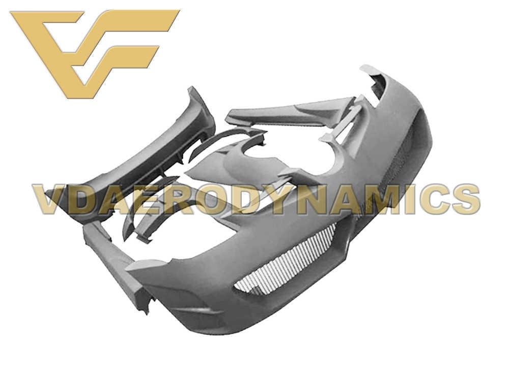 MERCEDES SLK r171 350 17mm spessore Genuine ALLIED NIPPON Pastiglie Freno Anteriore Set