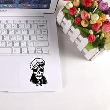 Интересный зомби ноутбук наклейки Искусство Наклейки