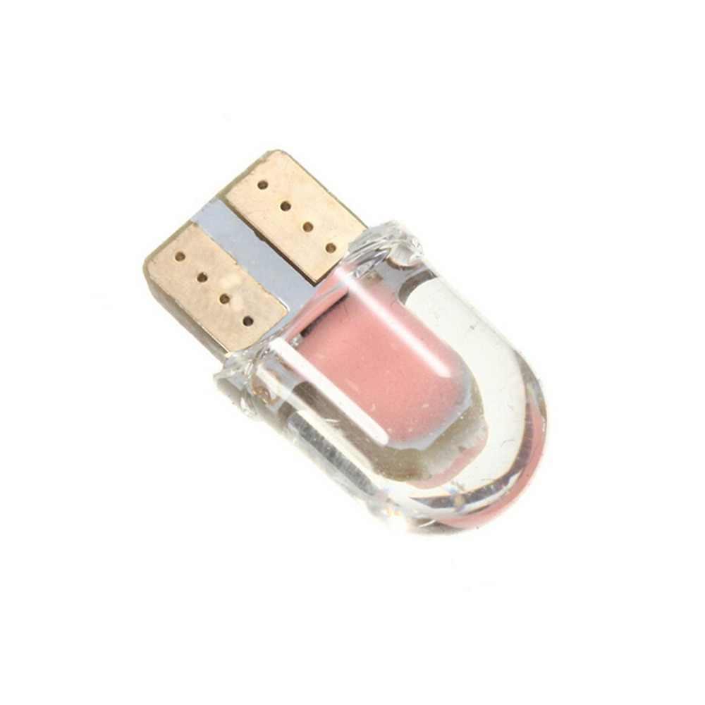 T10-COB Estilo Curto Ampla iluminação Da Chapa de Licença de Silicone-Vermelho