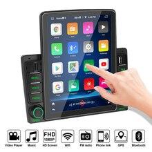 Auto Audio Stereo Radio WiFi Bluetooth Multimedia Video Player Gps Navigation 2 Din Auto Radio Handy Zusammenschaltung
